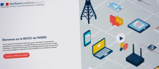 L'Anssi propose un Mooc sur la cybersécurité