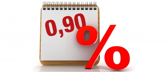 Le taux de l'intérêt légal pour le deuxième semestre2017 est connu