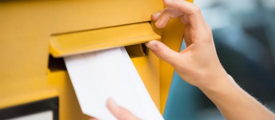 Date limite de dépôt d'une déclaration: seule la date d'envoi importe