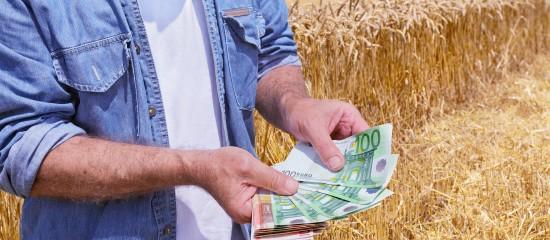 Un nouvel apport de trésorerie remboursable pour les agriculteurs