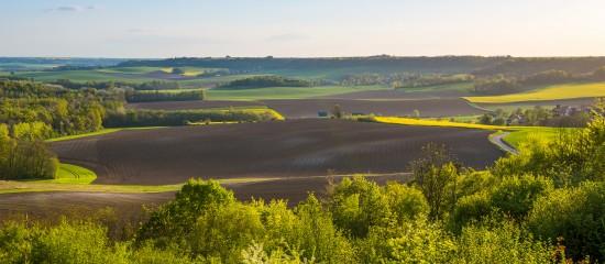 Le prix des terres agricoles en2016