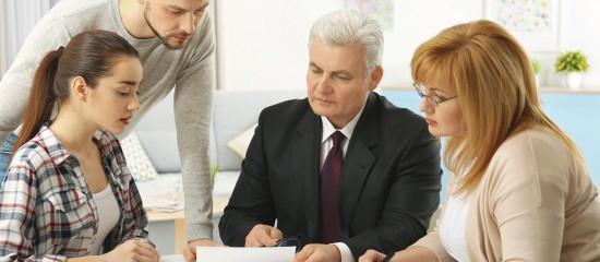Baisse du taux d'intérêt pour le paiement fractionné ou différé des droits de succession