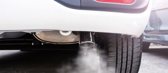 Déduction limitée pour l'amortissement des véhicules polluants
