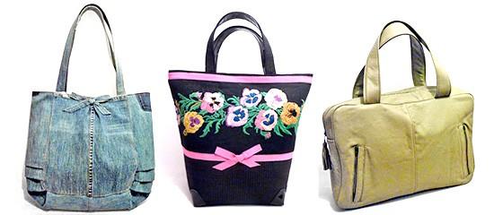 Alexia Hollinger: des sacs uniques au monde
