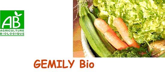 Gemily Bio: manger bio et local