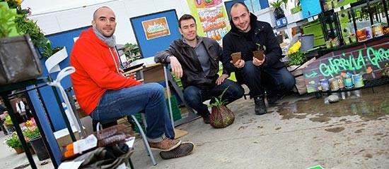 Macadam Gardens: faites entrer l'agriculture sur votre balcon!