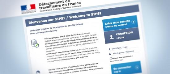Travailleurs détachés: la déclaration se fait par Internet