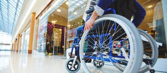 Accessibilité des locaux aux handicapés: le registre public d'accessibilité