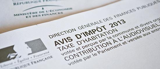 Taxe d 39 habitation quelles sont les dates limites de paiement pre - Date reception taxe habitation ...